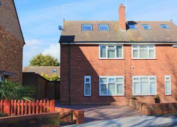 Thumbnail 4 bed semi-detached house for sale in Pinn Close, Uxbridge