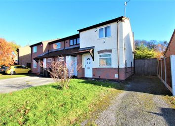 Thumbnail 1 bed terraced house for sale in Ash Crescent, Nuthall, Nottingham