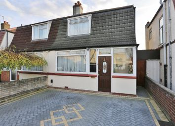 Thumbnail 3 bed semi-detached house for sale in Blithdale Road, London