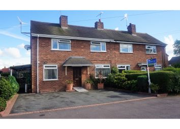 Thumbnail 3 bed semi-detached house for sale in Birch Dale, Madeley