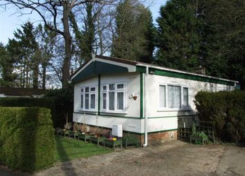 Thumbnail 2 bed mobile/park home for sale in Nightingale Lane, Turners Hill, West Sussex