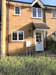 Thumbnail 2 bed terraced house to rent in Mandrill Close, Cherry Hinton, Cambridge