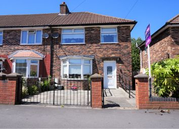Thumbnail 3 bed terraced house for sale in Wandsworth Road, Liverpool