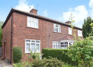 Thumbnail 2 bedroom end terrace house for sale in Dalston Gardens, Stanmore, Middlesex