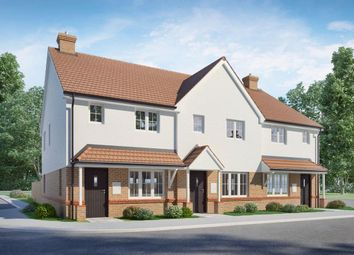 Thumbnail 3 bed terraced house for sale in Manor Court, High Street, Horam, Heathfield