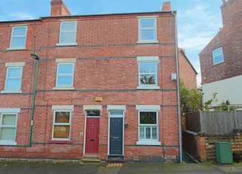 Thumbnail 3 bed end terrace house for sale in Mansfield Street, Sherwood, Nottingham