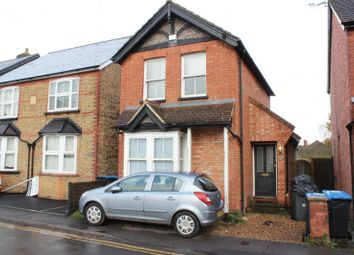 Thumbnail 4 bed detached house to rent in Hummer Road, Egham