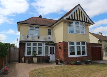 Thumbnail 3 bed detached house for sale in Station Road, Wrabness, Manningtree