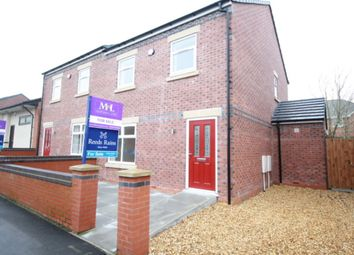 Thumbnail 3 bed semi-detached house for sale in Tunstall Lane, Pemberton, Wigan