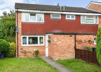 Thumbnail 3 bed end terrace house for sale in Juniper Close, Broxbourne, Hertfordshire