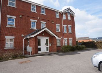 Thumbnail 1 bed flat to rent in Fairfax Close, Biddulph, Stoke-On-Trent