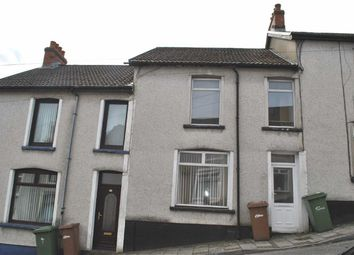Thumbnail 3 bed terraced house for sale in Edmund Street, Pontlottyn, Bargoed