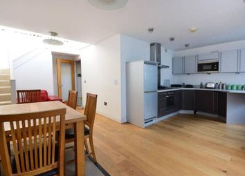 Thumbnail 3 bed flat to rent in Meridian Point, Creek Road, London