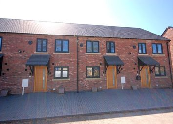 Thumbnail 3 bed terraced house for sale in Darne Mews, Hulland Ward, Ashbourne
