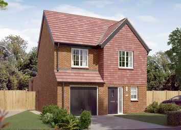 "Thumbnail 3 bed detached house for sale in ""The Newton"" at Newbold Road, Chesterfield"