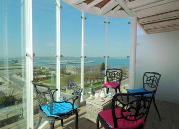 Thumbnail 2 bed flat to rent in Atlantic House, Ocean Views, Ayton Drive, Portland