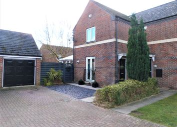 Thumbnail 3 bed semi-detached house for sale in Cannon Mews, Waltham Abbey