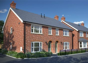 Thumbnail 3 bedroom semi-detached house for sale in Guildford Road, Frimley Green, Surrey