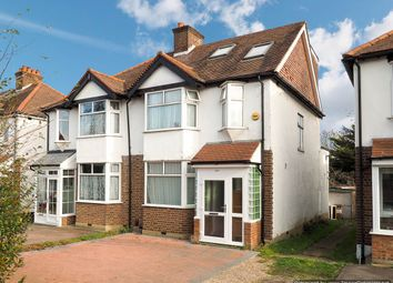 Thumbnail 3 bed end terrace house to rent in Sutton Common Road, Sutton, Surrey