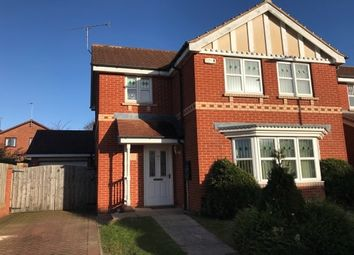 Thumbnail 3 bed detached house to rent in Green Bank Drive, Woodlaithes, Rotherham