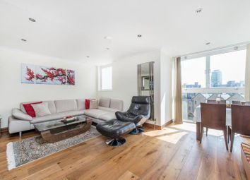 Thumbnail 2 bed flat to rent in Asher Way, Wapping, London