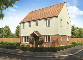 "Thumbnail 3 bed detached house for sale in ""Clayton Link "" at Plover Road, Stanway, Colchester"