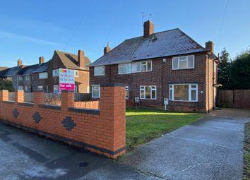 3 bed semi-detached house for sale in Melbourne Road, Aspley, Nottingham NG8