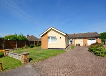 Thumbnail 3 bed detached bungalow for sale in Almond Court, Swanpool, Lincoln