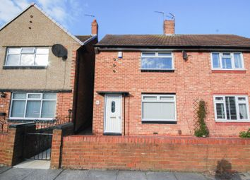 Thumbnail 2 bed semi-detached house for sale in Chelmsford Square, Sunderland