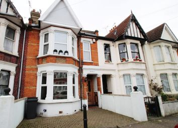 Thumbnail 4 bed terraced house for sale in Burdett Avenue, Westcliff-On-Sea