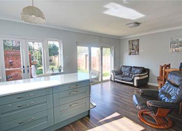 Thumbnail 4 bedroom bungalow for sale in Rectory Lane, Byfleet, Surrey