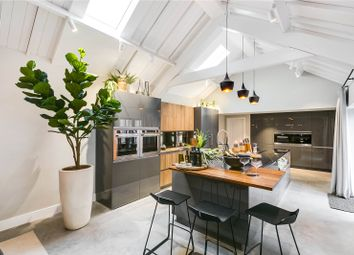 Thumbnail 5 bed detached house for sale in Barnes Avenue, Barnes, London