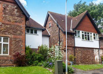 Thumbnail 2 bedroom flat for sale in Penhill Close, Llandaff, Cardiff