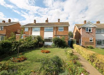 Thumbnail 3 bed semi-detached house for sale in Kendal Green, Felixstowe