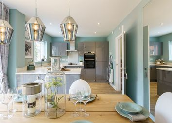 """Thumbnail 4 bed detached house for sale in """"The Malbec"""" at Taunton Road, Wellington"""