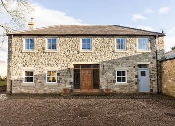 Thumbnail 4 bedroom cottage to rent in The Cider House, Lesbury, Alnwick, Northumberland