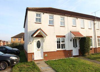 Thumbnail 2 bedroom end terrace house for sale in Banyard Close, Grange Farm, Kesgrave, Ipswich
