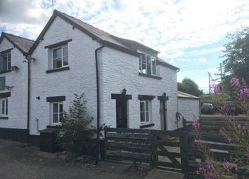 Thumbnail 3 bed detached house to rent in Cwmdu, Crickhowell