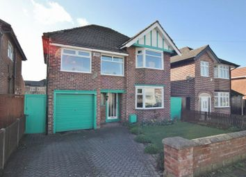 Thumbnail 5 bedroom detached house for sale in Queens Drive, Prenton, Wirral