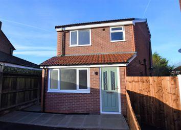 Thumbnail 3 bed detached house for sale in Edinburgh Drive, Prenton