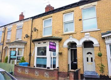 Thumbnail 2 bed terraced house for sale in Hardwick Street, Hull