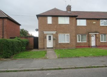 Thumbnail 2 bed semi-detached house to rent in Ridgemere Road, Pensby, Wirral