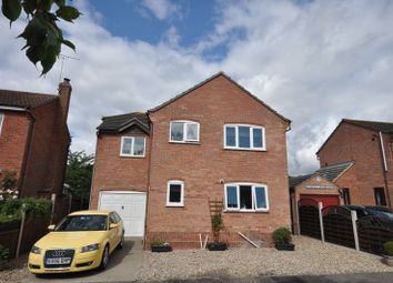 Thumbnail 4 bed detached house for sale in Langwood, West Mersea, Colchester