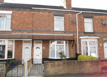 Thumbnail 2 bed terraced house for sale in Gresty Terrace, Crewe, Cheshire