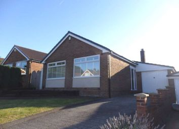 Thumbnail 2 bedroom detached bungalow for sale in Belmont View, Harwood, Bolton, Greater Manchester