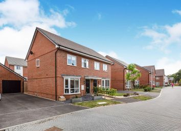 Thumbnail 3 bedroom semi-detached house for sale in Peartree Walk, Spencers Wood, Reading