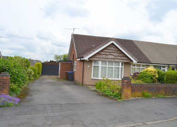 Thumbnail 3 bed semi-detached bungalow for sale in Johnstone Avenue, Werrington, Stoke-On-Trent