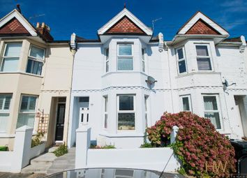 Thumbnail 4 bedroom terraced house for sale in Payne Avenue, Hove, East Sussex