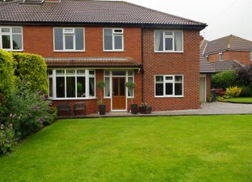 Thumbnail 4 bed property for sale in Ashbourne Road, Boroughbridge, York