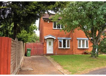 Thumbnail 2 bed semi-detached house for sale in Turners Close, Worcester